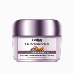 Natural Foot Cream for Cracked Heels