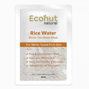 Rice Water & White Tea Sheet Mask