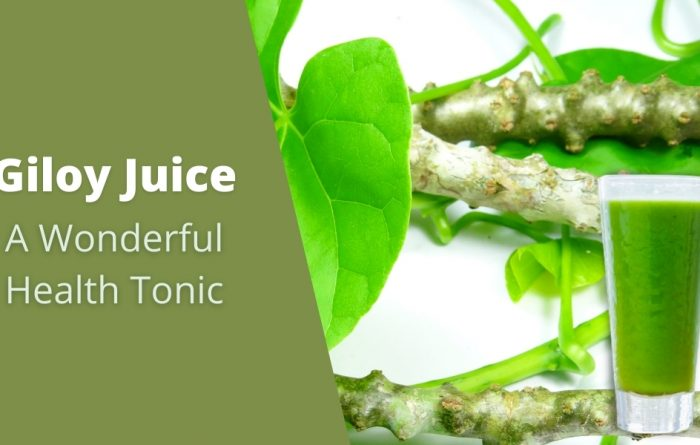 Giloy Juice Benefits