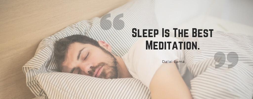 best sleep quote